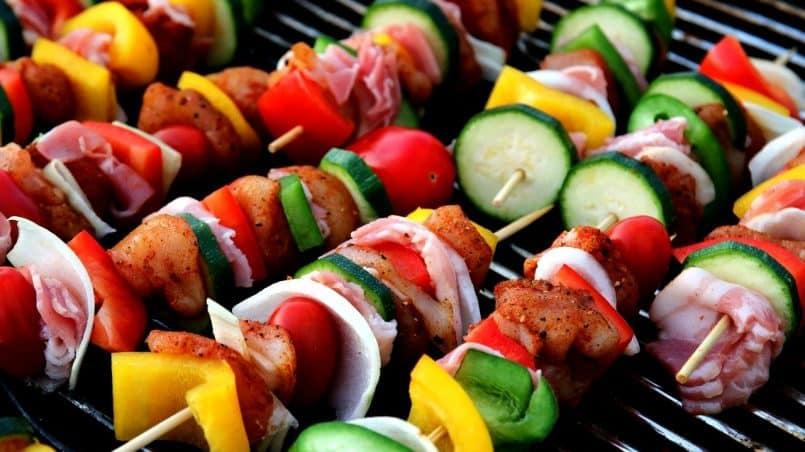 Barbecue grillades