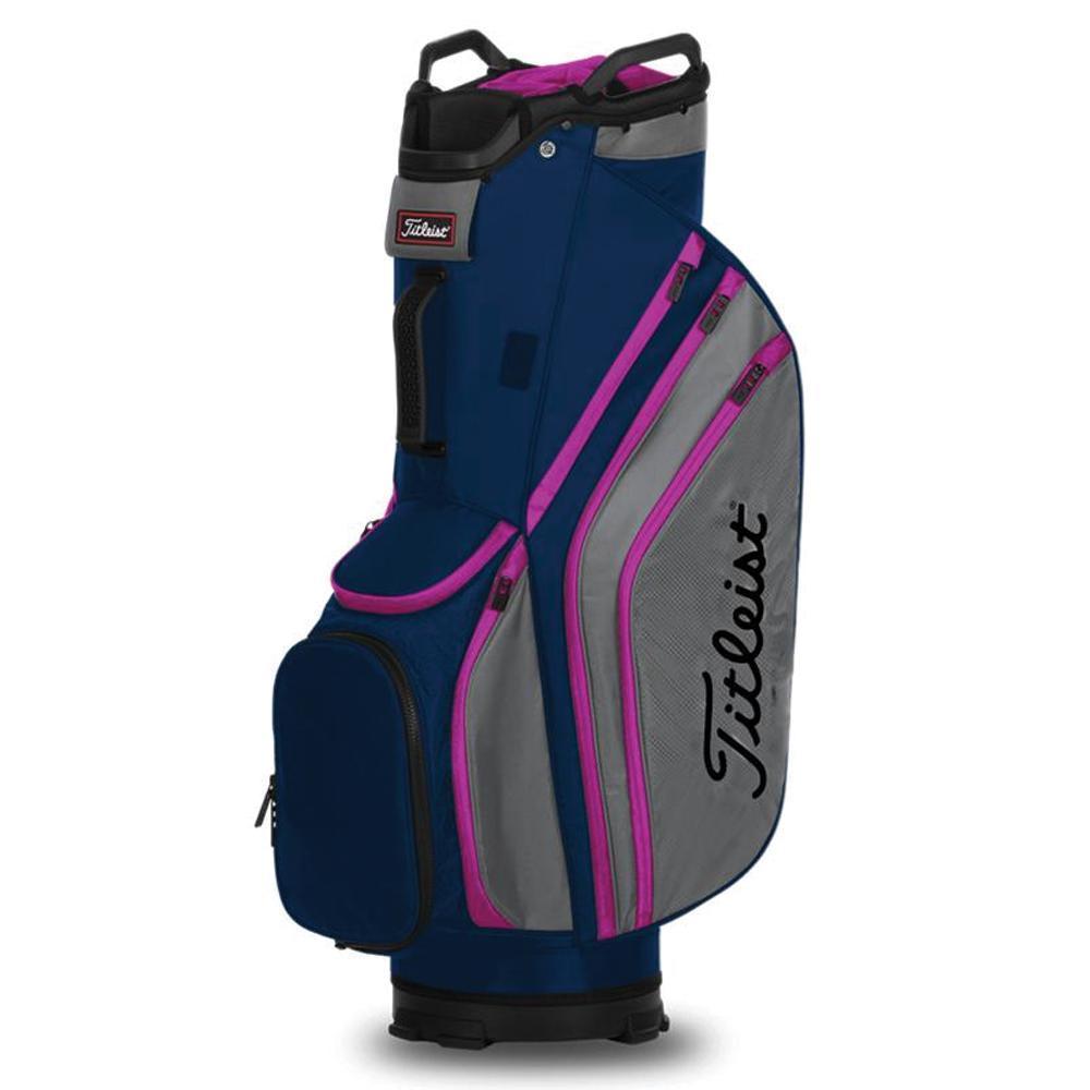 Sac de golf violet