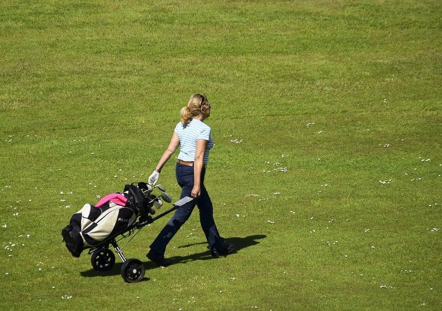 Tenue femme golf